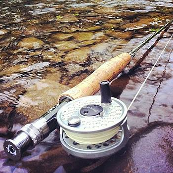 Fly Rod and Reel by Dave M