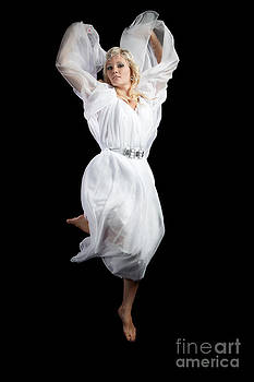 Cindy Singleton - Flying Angel