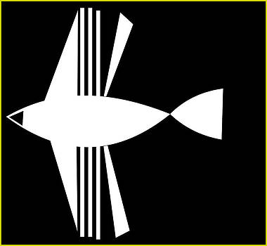 Flying Fish by Gary Kennedy