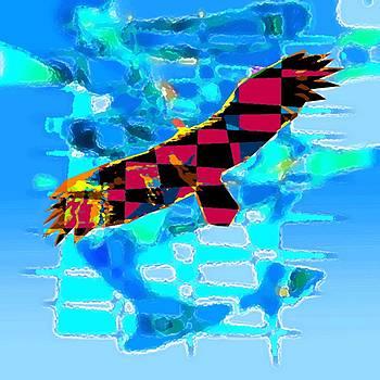 Flying High by Rod Saavedra-Ferrere