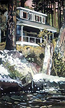 Flynn's Cottage by Tim Mullen