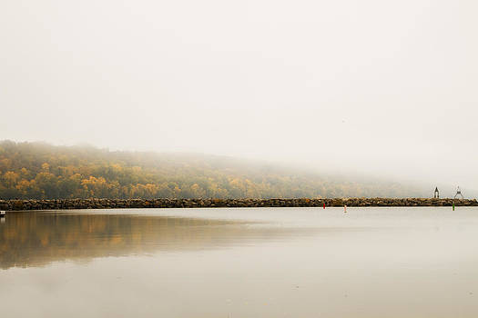 Joel Witmeyer - Foggy Autumn Morning