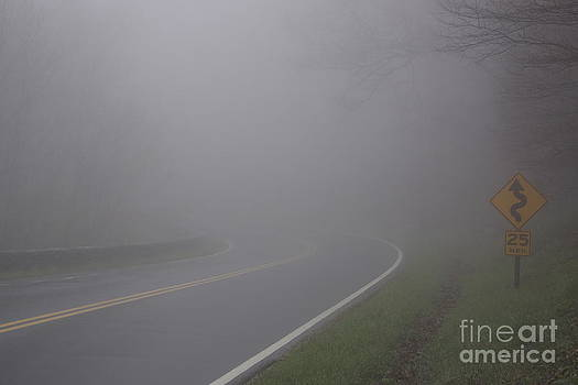 Chuck Smith - Foggy Road
