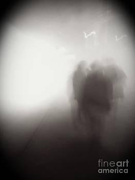 Foggy Shadows by Jeremy Linot