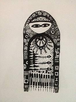 Folklore 1 by Zainab Elmakawy