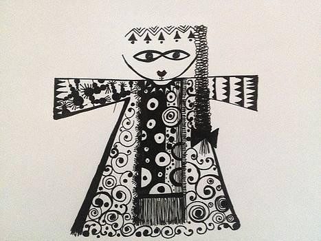 Folklore 2 by Zainab Elmakawy