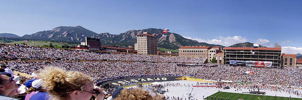 Bolder Boulder by Bill Kennedy