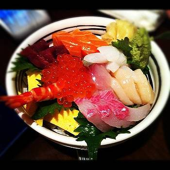 #food #taste #canalcocina11 #sushi by Tin Huang