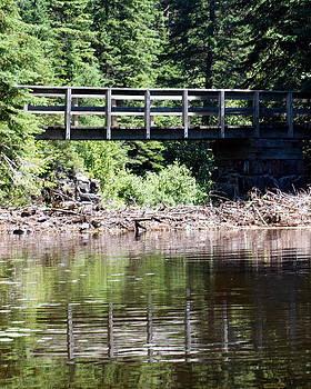 Foot Bridge by Kristal Kobold