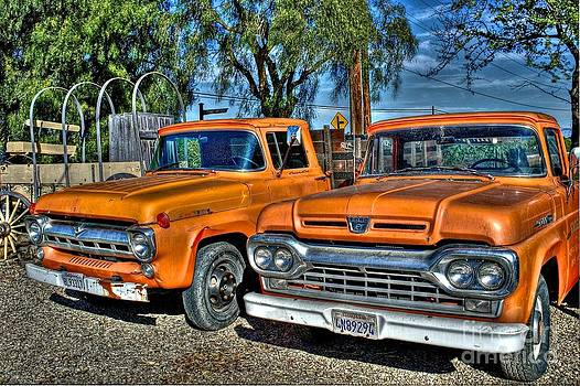 Ford Trucks by Steve Nelson