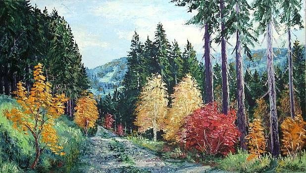 Forest 1 by Stanislav Zhejbal