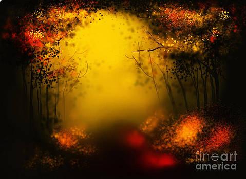 Forest Fantasy by Manish Debnath