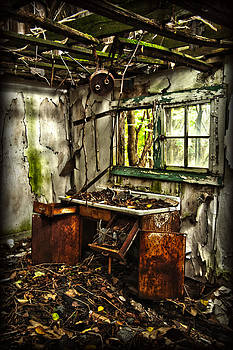 Forgotten Kitchen by Thomas Kessler