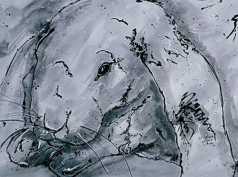 Forlorn by Theresa Arts