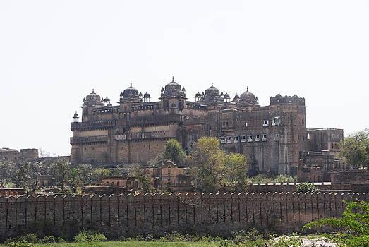 Sumit Mehndiratta - Fort in india