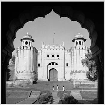 Fort Lahore by Fuad Azmat