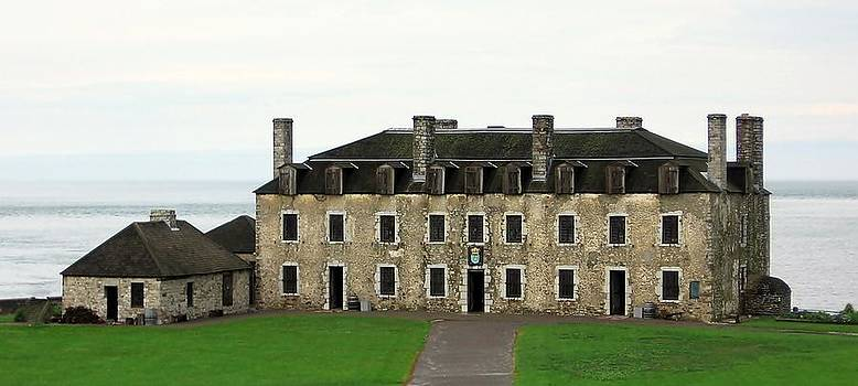 Jim Goldseth - Fort Niagara Castle