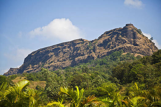 Kantilal Patel - Fort on Hilltop