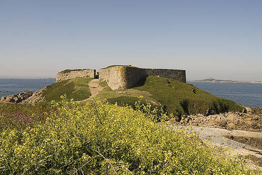 Fort Pezeries - Plainmont - Isle of Guernsey. by Urft Valley Art