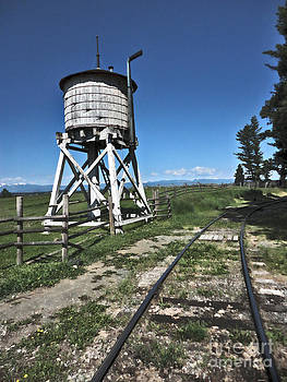 Gregory Dyer - Fort Steele Canada Train Depot