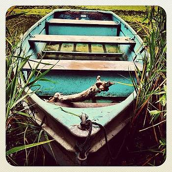 #fortmifflin #moat #boat #earlybird by Robyn Montella