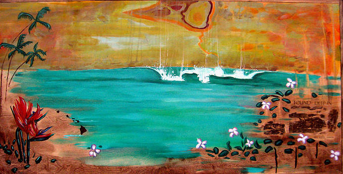 Found Deep in Secret Hawaii by Nathan Paul Gibbs