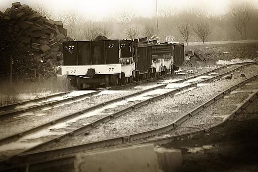 Scott Hovind - Foundry Rail Cars