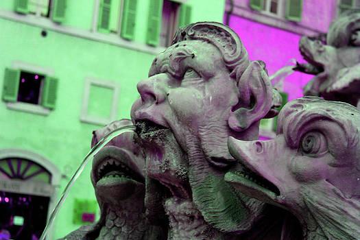 Fountain by Alessandria Iannece