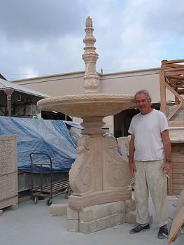 Fountain by Memo Memovic