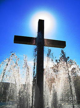 Fountain of Hope by Denise Hopkins
