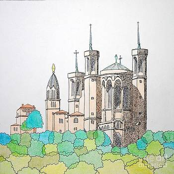 Fourviere by Devan Gregori