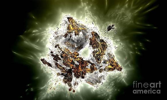 Fractal - Big Bang by Bernard MICHEL