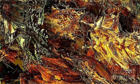 Fractal - Bushes by Bernard MICHEL
