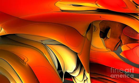 Fractal - Core by Bernard MICHEL
