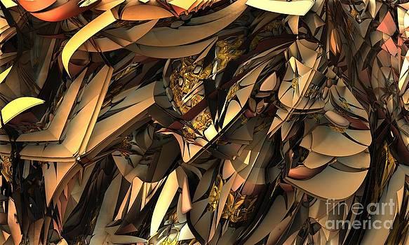 Fractal - Wings by Bernard MICHEL