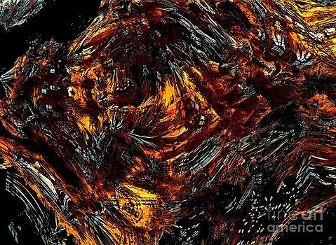 Fractal - Philospher's STone by Bernard MICHEL