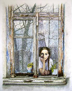 Fragments of My Childhood by Maria Varga-Hansen