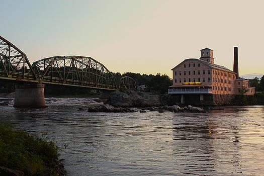 Frank J. Wood Bridge by Robbie Basquez