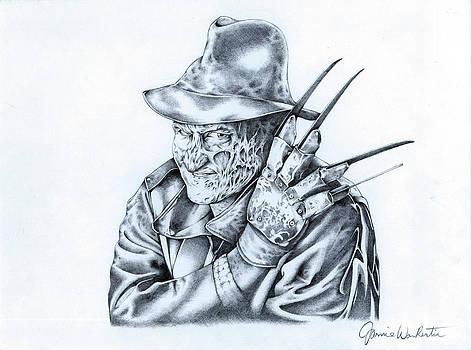 Freddy by Jamie Warkentin