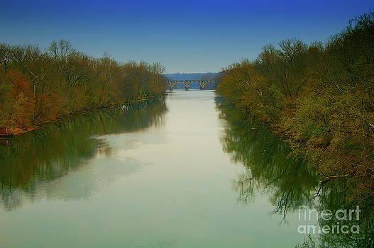 Clayton Bruster - Fredericksburg Virginia River