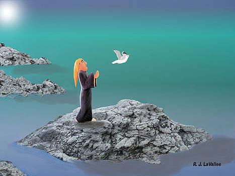 Free bird by Roland LaVallee