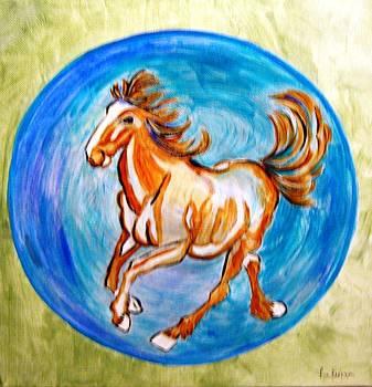 Free Spirit by Fatima Pardhan