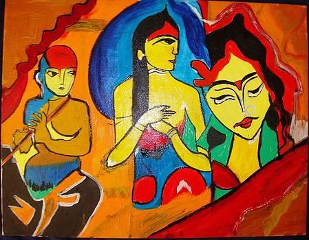 Freedom of mind by Sonali Singh