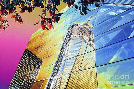 Chuck Kuhn - Freedom Tower I