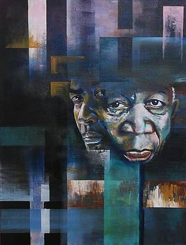 FreemanWashington abstract by Reuben Cheatem