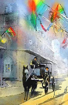 Miki De Goodaboom - French Quarter in New Orleans bis