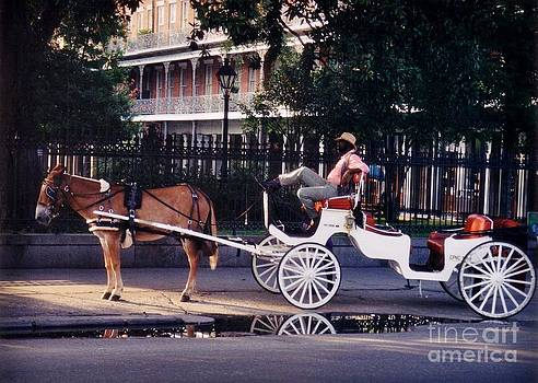 John Malone - French Quarter Taxi