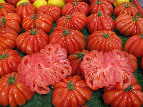 French Tomatoes by Monica Cranswick
