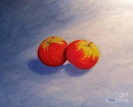 Peggy Miller - fresh apples
