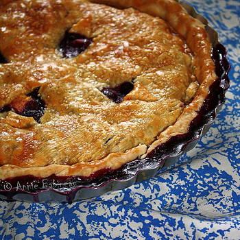 Anne Babineau - fresh baked pie